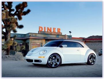 VW New Beetle 2011